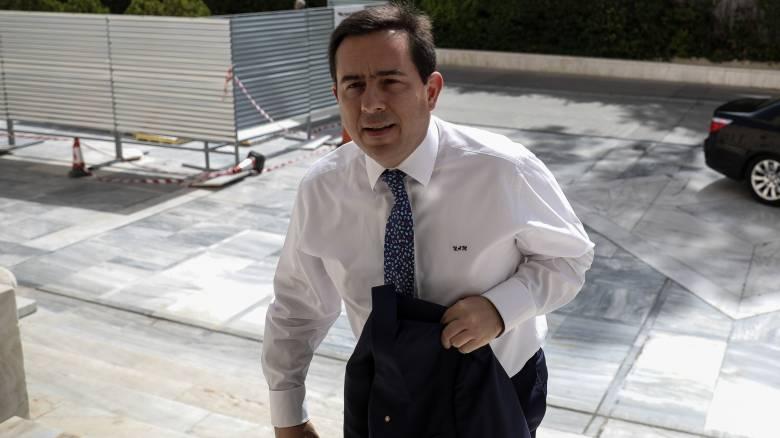 Μηταράκης: Στο στάδιο της τελικής υπογραφής βρίσκονταν οι φάκελοι με τις συντάξεις των 24.000 ευρώ