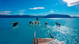 Καύσωνας και στη Γροιλανδία: Πώς θα επηρεάσει τον πλανήτη το παγκόσμιο αυτό πρόβλημα