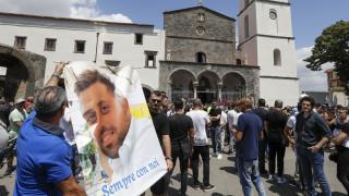 «Ζω έναν εφιάλτη»:  Συγκλονίζει η μητέρα του Αμερικανού που σκότωσε τον Ιταλό αστυνομικό