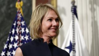 Κέλι Κραφτ: Αυτή είναι η «εκλεκτή» των ΗΠΑ στον ΟΗΕ