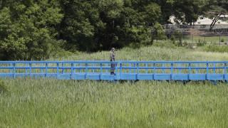 Βορειοκορετάτης στρατιώτης πέρασε τα σύνορα και συνελήφθη από τη Σεούλ