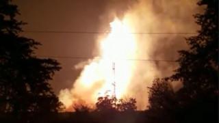 Συναγερμός στο Κεντάκι: Ισχυρή έκρηξη σε αγωγό φυσικού αερίου