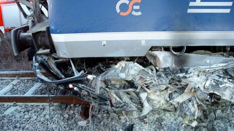 Κιλκίς: Μια νεκρή και δύο τραυματίες μετά από σύγκρουση αγροτικού με τρένο του ΟΣΕ