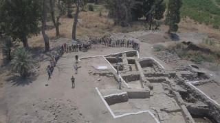 Μετά από χρόνια ανασκαφών, αρχαιολόγοι ισχυρίζονται ότι ανακάλυψαν την εκκλησία των Αγίων Αποστόλων