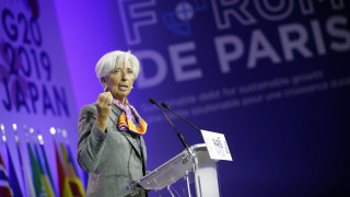 ΔΝΤ: Οι Ευρωπαίοι πασχίζουν να καταλήξουν στον υποψήφιο διάδοχο της Λαγκάρντ