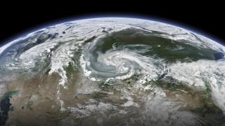 Οι πυρκαγιές στη Σιβηρία όπως φαίνονται από το Διάστημα