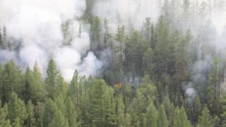 Πύρινη κόλαση στη Σιβηρία: Βομβαρδίζουν τα σύννεφα για να βρέξει