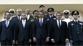 Η εθνική ασφάλεια υπό τον απόλυτο έλεγχο του Μητσοτάκη