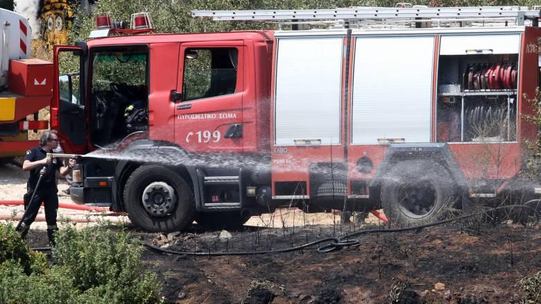 Υψηλός ο κίνδυνος εκδήλωσης πυρκαγιάς το Σάββατο – Δείτε σε ποιες περιοχές