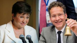 Τα δύο πρόσωπα που διεκδικούν την ηγεσία του ΔΝΤ