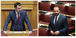 ΣΥΡΙΖΑ: Επίθεση στην κυβέρνηση σε τρία μέτωπα