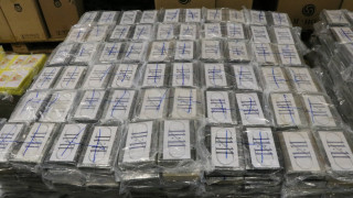 Γερμανία: Κοκαΐνη αξίας ενός δισ. ευρώ κατέσχεσαν οι αρχές στο Αμβούργο