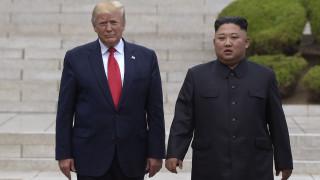 Τραμπ για τις δοκιμές πυραύλων της Β. Κορέας: Ο Κιμ δεν θέλει να με απογοητεύσει, θα χάσει πολλά