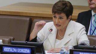 Η Κρισταλίνα Γκεοργκίεβα η υποψήφια της Ε.Ε. για την ηγεσία του ΔΝΤ