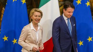 Η νέα πρόεδρος της Κομισιόν θέλει μια «νέα συμφωνία» για τη μετανάστευση και το άσυλο