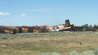 Καναδάς: Εκτροχιάστηκε τρένο στην Αλμπέρτα - Απομακρύνθηκαν οι κάτοικοι της περιοχής
