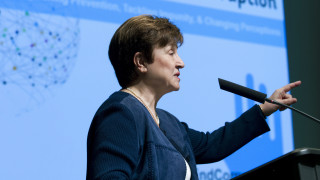 Κρισταλίνα Γκεοργκίεβα: H Βουλγάρα οικονομολόγος που θέλει να αναλάβει τα «ηνία» του ΔΝΤ