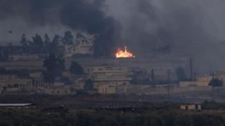Συρία: Στους 31 οι νεκροί από έκρηξη πυρομαχικών σε στρατιωτικό αεροδρόμιο