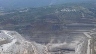 Κοζάνη: Κατολίσθηση ορυχείου στο Προσήλιο