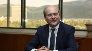 Χατζηδάκης: Αν καταρρεύσει η ΔΕΗ, θα καταρρεύσει μαζί της και η χώρα