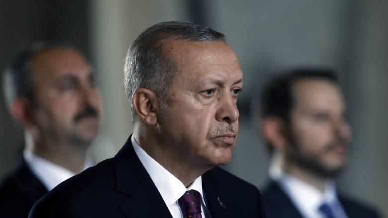 Ο Ερντογάν ανακοίνωσε πολεμική επιχείρηση κατά των Κούρδων της Συρίας