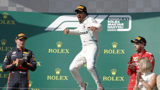 Formula 1: Με ανατροπή στην κορυφή ο Χάμιλτον