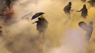 Το Πεκίνο ανεβάζει τους τόνους κατά των μαζικών διαδηλώσεων στο Χονγκ Κονγκ