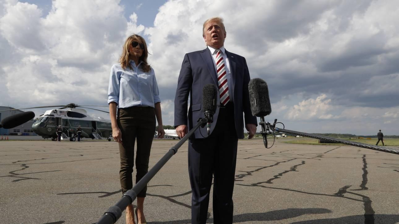 Τραμπ για τις επιθέσεις στις ΗΠΑ: Το μίσος δεν έχει θέση στη χώρα μας