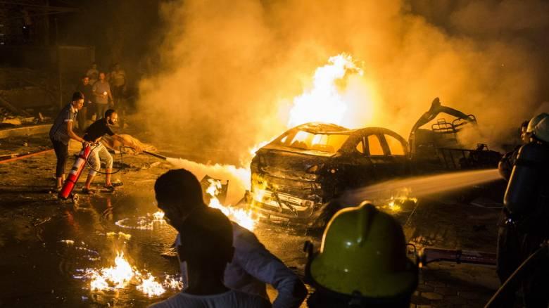 Τραγωδία στην Αίγυπτο: Νεκροί και τραυματίες από έκρηξη στο κέντρο του Καΐρου
