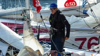 Επιχειρεί το ακατόρθωτο: Ο πρώτος Έλληνας αθλητής στον Ατλαντικό χωρίς βοήθεια!