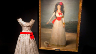 Η μόδα του Balenciaga συναντά τα αριστουργήματα της ισπανικής Τέχνης