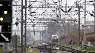 Πυρκαγιά στη σιδηροδρομική γραμμή της Θεσσαλονίκης