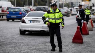 Κυκλοφοριακές ρυθμίσεις στην Εθνική Οδό Θεσσαλονίκης - Μουδανιών