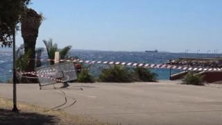 Αυτόπτης μάρτυρας στη Χίο: Πώς έγινε το δυστύχημα με τη μπασκέτα