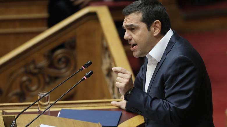 Αλ. Τσίπρας: Το μόνο σας έτοιμο σχέδιο ήταν αυτό της άλωσης του κράτους