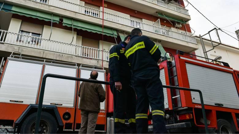 Πυρκαγιά σε διαμέρισμα στον Κορυδαλλό