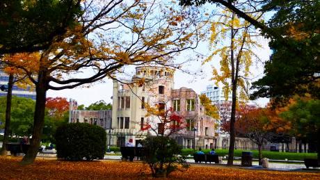 Τρεις ημέρες στη Χιροσίμα του μαρτυρίου και της ομορφιάς