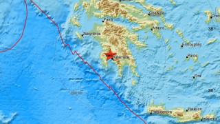 Σεισμός στην Καλαμάτα - Αισθητός σε αρκετές περιοχές