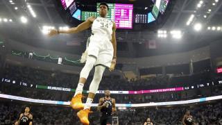 Νέα διάκριση για τον Αντετοκούνμπο: Στην τρίτη καλύτερη πεντάδα της δεκαετίας στο NBA