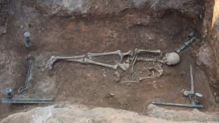 Κοζάνη: Ανακαλύφθηκε ασύλητος τάφος του 1ου αιώνα π.Χ.