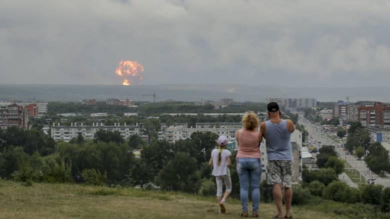 Σιβηρία: Κατασβέσθηκε η πυρκαγιά σε αποθήκες πυρομαχικών του στρατού - Ένας νεκρός