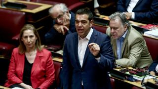Τσίπρας: Υποκριτική η δήθεν έγνοια της ΝΔ για κομματικοποίηση της Επιτροπής Ανταγωνισμού