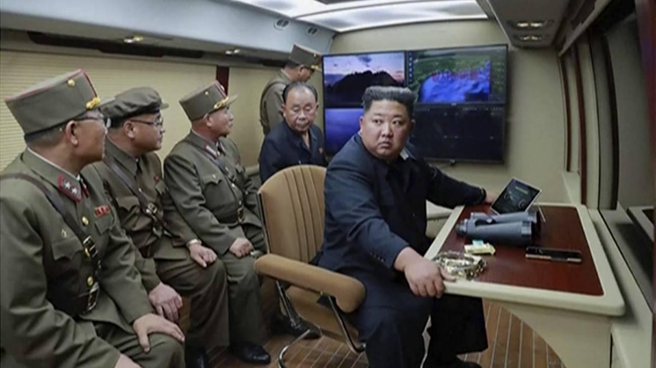 Βόρεια Κορέα: Ο Κιμ επιστρέφει στις απειλές -  Ξεκάθαρη «προειδοποίηση» οι δοκιμές πυραύλων