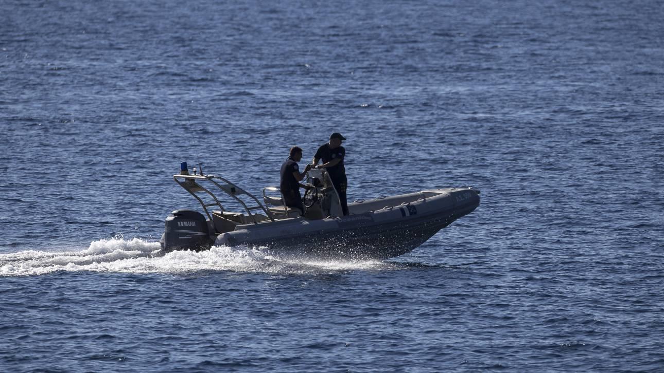 Περιπέτεια στη θάλασσα: Σε βραχονησίδα εντοπίστηκαν δύο 20χρονοι που είχαν εξαφανιστεί