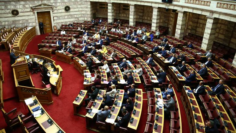 Live: Ξεκίνησε η συζήτηση του διυπουργικού νομοσχεδίου στην Ολομέλεια