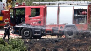 Αιτωλοακαρνανία: Φωτιά στην περιοχή Παλαιομάνινα