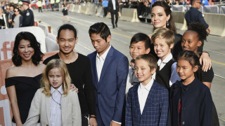 Αντζελίνα Τζολί: Οι συμβουλές στα παιδιά της και οι... κακές γυναίκες