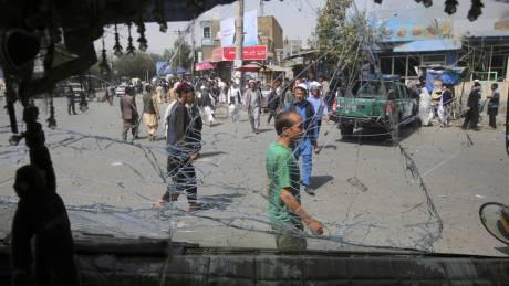 Αφγανιστάν: Τουλάχιστον 14 νεκροί και 145 τραυματίες από την επίθεση - Άμαχοι οι περισσότεροι