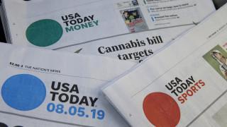 Αναφορές για εισβολή ενόπλου στα κεντρικά γραφεία της USA Today