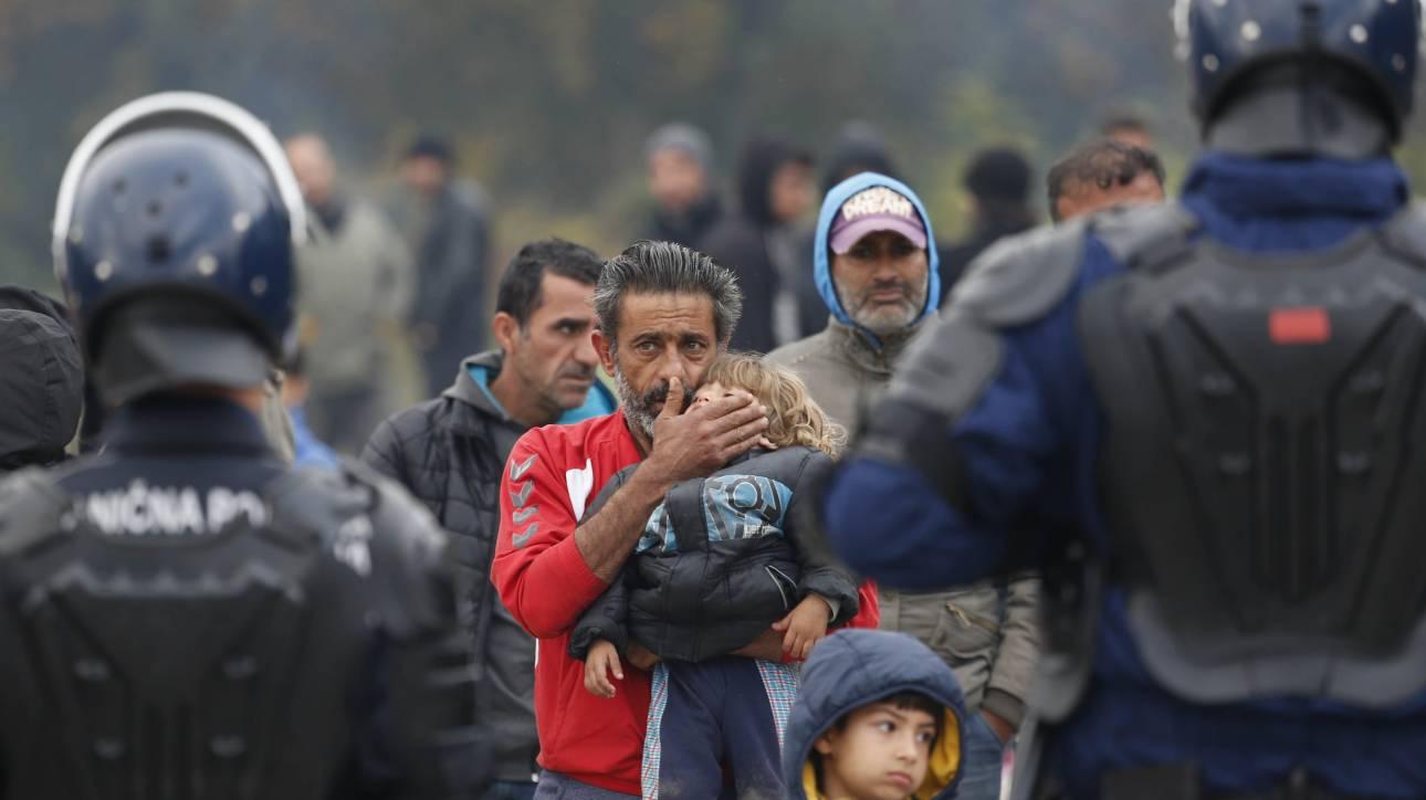 Βοσνία - Κροατία: 18 μετανάστες τραυματίστηκαν επιχειρώντας να διασχίσουν τα σύνορα